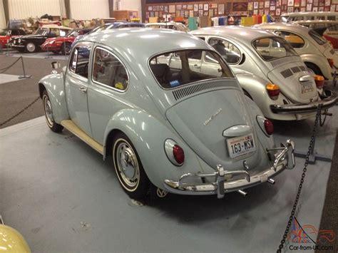 volkswagen bug blue 1967 volkswagen vw beetle bug zenith blue