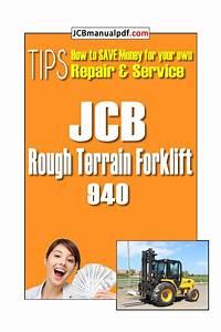 Jcb Rough Terrain Forklift 926 930 940 Service Manual Pdf
