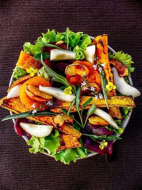 salade d été originale salade d automne aux noix ces salades d automne 224 manger toute la semaine 224 table