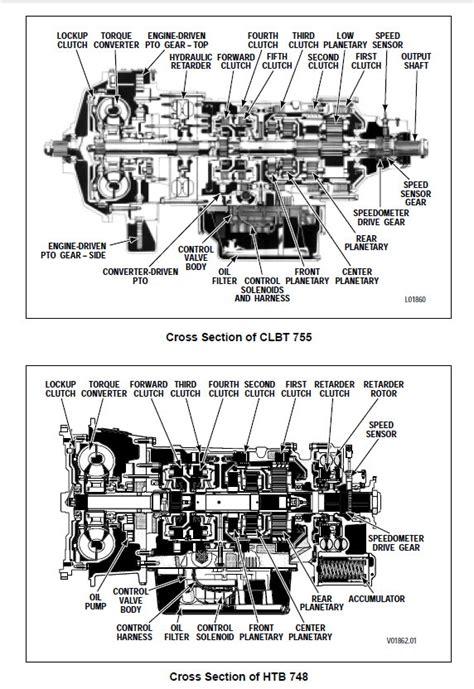 manual de transmisi 243 n allison 2018 all generaci 243 n todas las series ebay