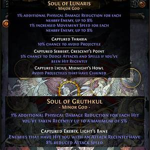 POE 3.1 Build Introduce - Cyclone Berserker and Cremation ...