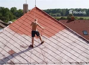 Nátěr eternitové střechy cena
