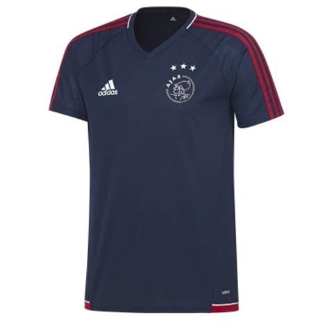 ajax training shirt   voetbalshirtscom