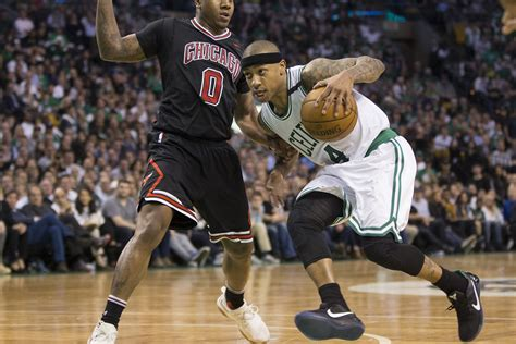 Isaiah Thomas Switches Sneakers, Leads Celtics to Game 5 ...