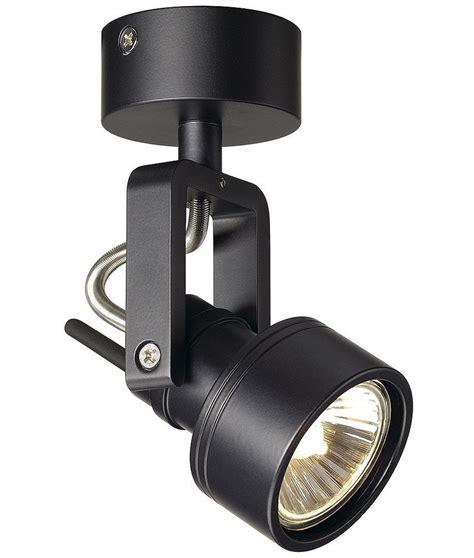 stirrup spotlight for gu10 ls looks great on ceiling