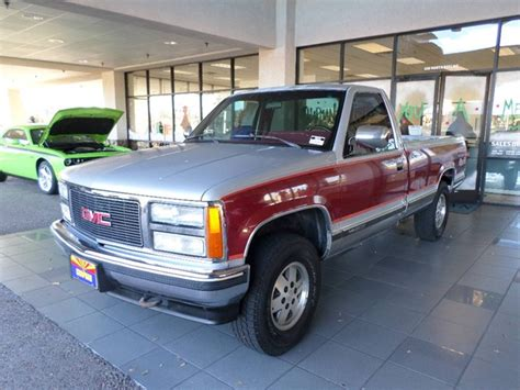 electronic stability control 1993 gmc 1500 club coupe electronic valve timing 1990 gmc sierra 1500 sle payson az stock 4681b at chapman payson auto center