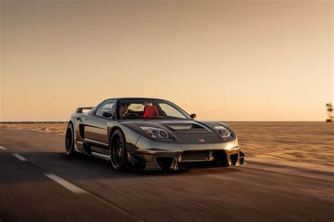 grey nsx  motion  sunset wallpapers hd image