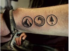 Tatouage Avant Bras Nature Tattoo Art