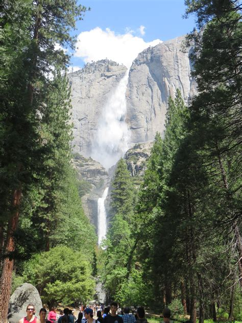 Camping Yosemite National Park Postcards From The Crumps