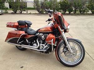 23 Inch Bolt On Bagger Trees For Harley