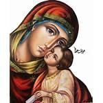 Mary Deviantart Joeatta78 Blessed Child Mother Virgin