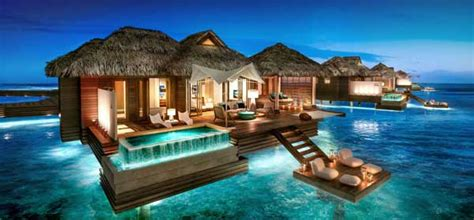 Overwater Bungalows In Montego Bay Are Under Construction