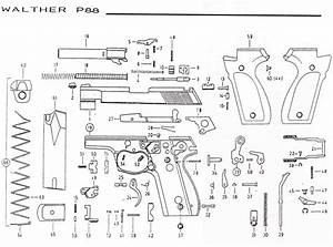 Walther Ppq Parts Diagram