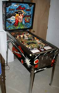 Williams Flash Pinball For Sale