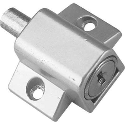 prime line 1 3 4 quot diecast keyed patio door lock at menards 174