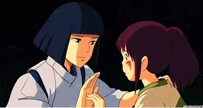 Haku Spirited Away Chihiro Ghibli Studio Gifs