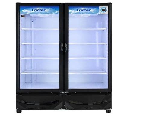 refrigerador comercial vertical  p criotec