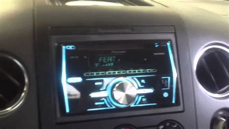 ford fiesta aftermarket radio    ford cars