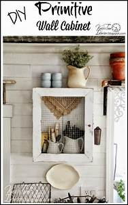 primitive cabinets ideas corner ar on diy primitive wall With kitchen cabinets lowes with diy wall art projects