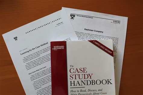 Harvard Business School And A Short History Of The Case