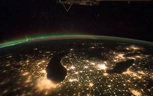 5 Awesome Photos Of Michigan From Space
