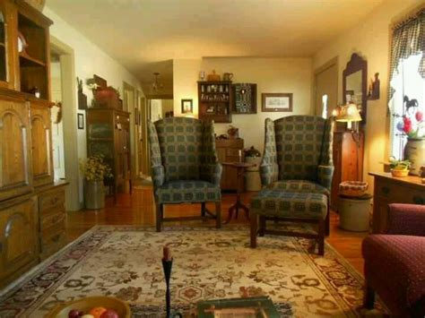 63 Best Colonial Or Early American Living Rooms Images On Pinterest