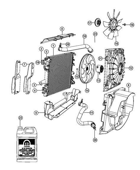 Dodge Nitro Wiring Fan Motor Contains Resistor Kit