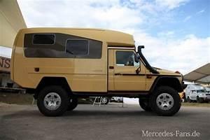 Lennson 3c Der Offroad Camper  Fernreisemobil Auf Mercedes