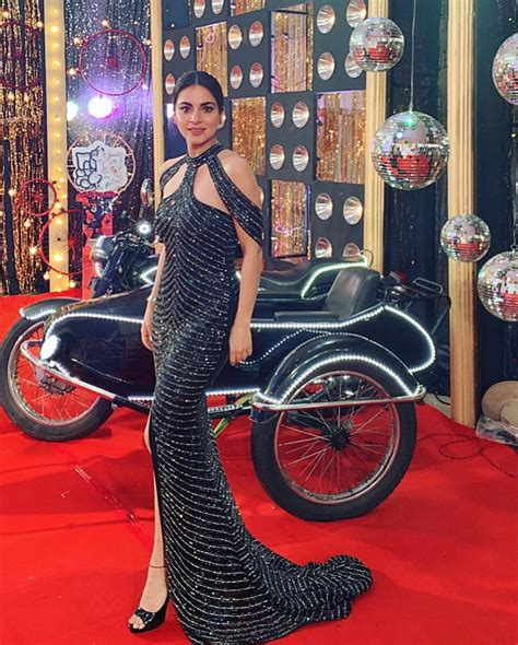 2019 Zee Rishtey Awards Kundali Bhagya Actress Shraddha
