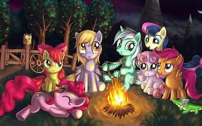 Pony Wallpapers Christmas Desktop Mlp Ponies Backgrounds