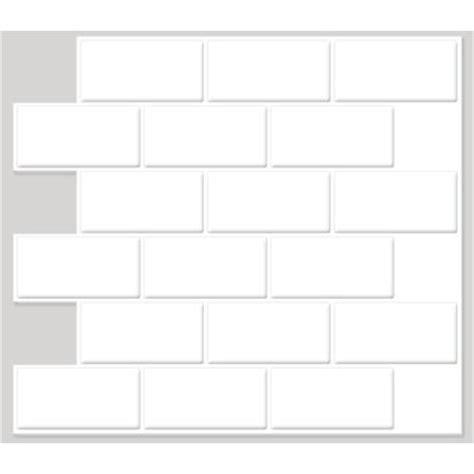 idaho mosaik smart tiles smart tiles white mosaik tile home depot canada ottawa