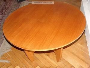 Tisch Retro Design : 60er 70er jahre teak teakholz tisch in berlin vintage design ~ Markanthonyermac.com Haus und Dekorationen