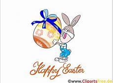Ostern Bilder lustig lustige Osterhase mit Osterei