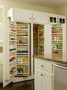 1000 ideas about kitchen pantry design on