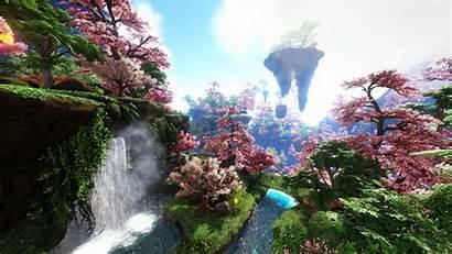 Blossom Ark Survival Evolved Cherry 4k Games