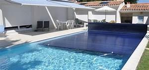 Volet Roulant Piscine Pas Cher : simple volets piscine et lames de piscine archim de stores ~ Mglfilm.com Idées de Décoration