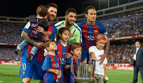 Messi Equals Another Record As Barce Lift Copa Del Rey