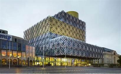 Birmingham Library Mecanoo Architecture