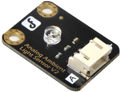 ambient light sensor gravity ambient light sensor robotshop