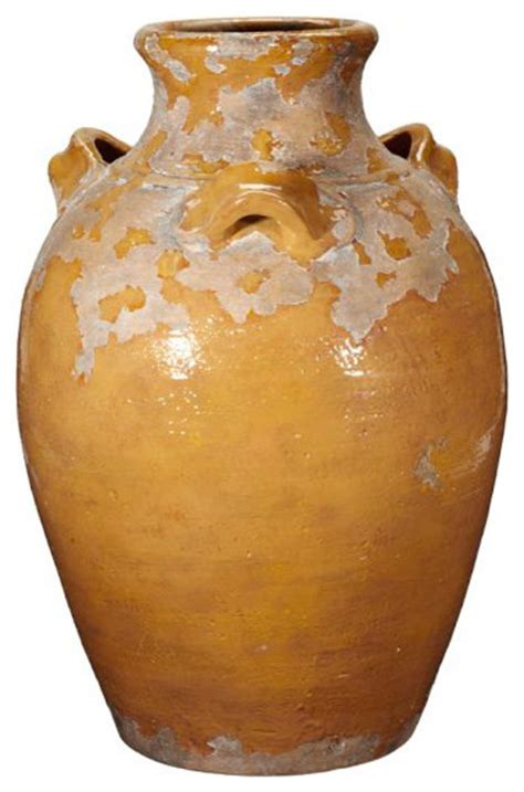 sicily vase persimmon extra large traditional vases