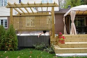 privacy fence screen ideas for the garden and patio area With whirlpool garten mit baobab bonsai