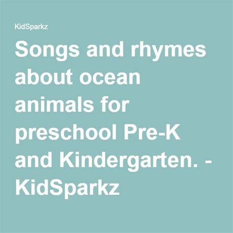 songs and rhymes about animals for preschool pre k 828 | e2dd0e850b65668ba8d75dc33b5d039c