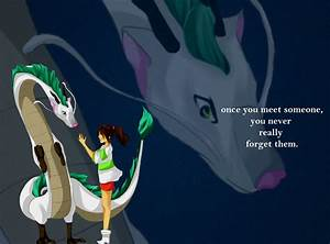 Haku Spirited Away Wallpaper | www.imgkid.com - The Image ...