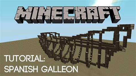 Minecraft Boat Hull by Hull Frame How To Build A Ship Tutorial Ep 1