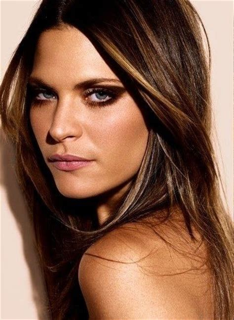 Black Brunettes by Chestnut Brown Hair With Caramel Highlights Here Are