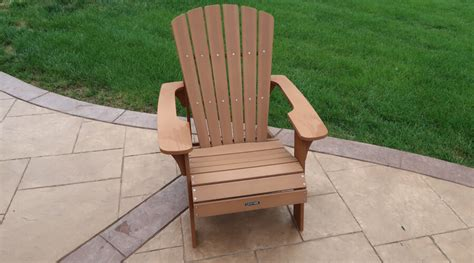 non wood adirondack chairs outdoorlivingdecor