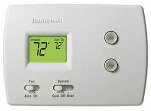 Best Rated In Home Nonprogrammable Thermostats  U0026 Helpful