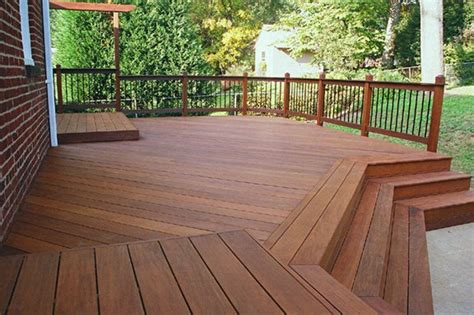 deck design and fence installation in mississauga wood