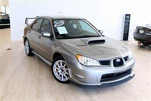 2007 Subaru Impreza Wrx Sti Stock   7nc016052e For Sale