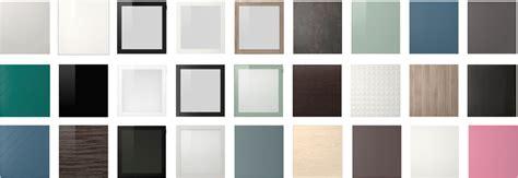 portes de cuisine ikea portes et façades de tiroirs bestå système ikea